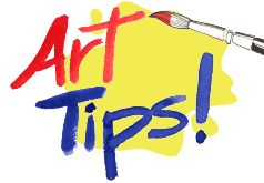 These tips are from Cathy Johnson's website.  Great tips for watercolor artists!