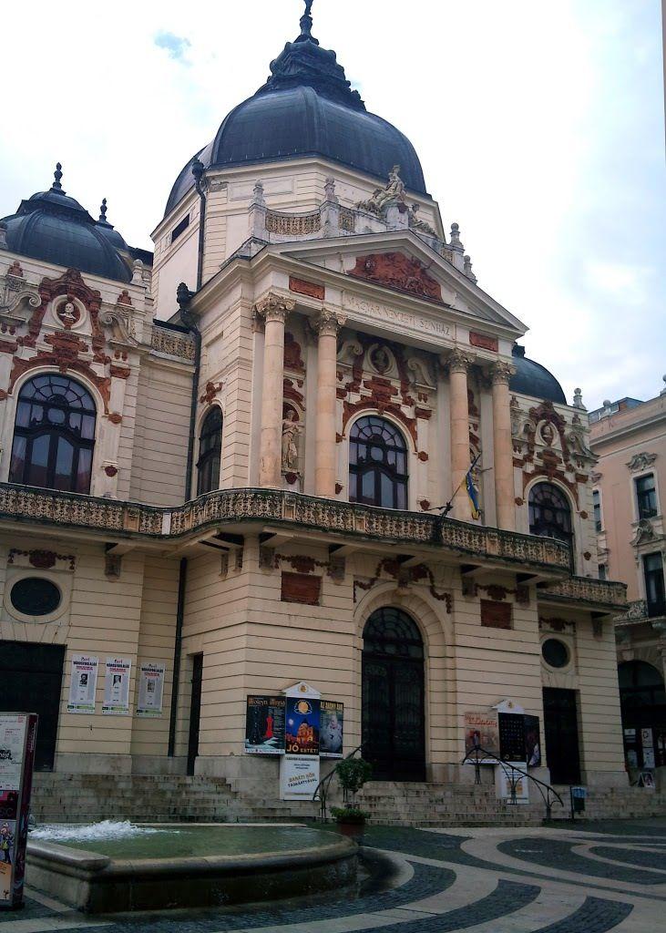 National Theatre, Pecs, Hungary