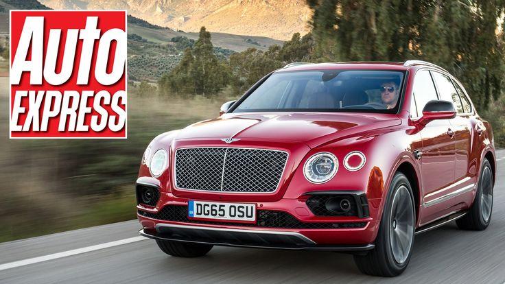 12 best Bentley Bentayga images on Pinterest | Bentley suv, Fancy cars and New bentley