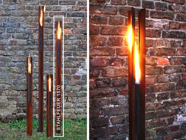 Feuerschale - Individuelle Feuerstellen bei DaWanda online kaufen