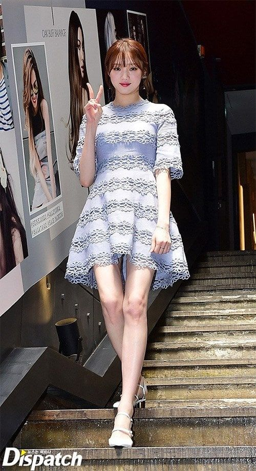 Pin By Beautyshelfie On Korean Celebrity Fashion Beauty Pinterest Lee Sung Kyung Korean