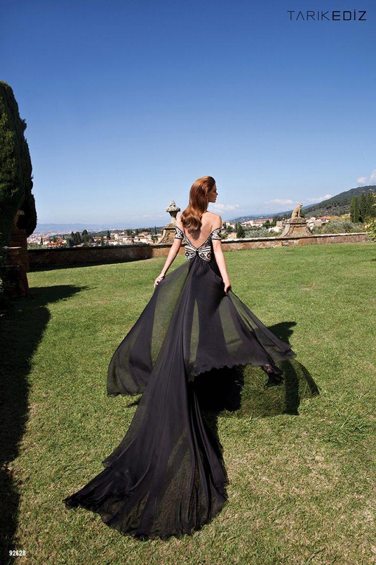 Colección de Vestidos Elegantes por Tarik Ediz Haute Couture 2015 - Vestidos Mania