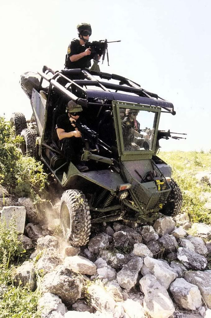 Rare types of military vehicle - Page 2