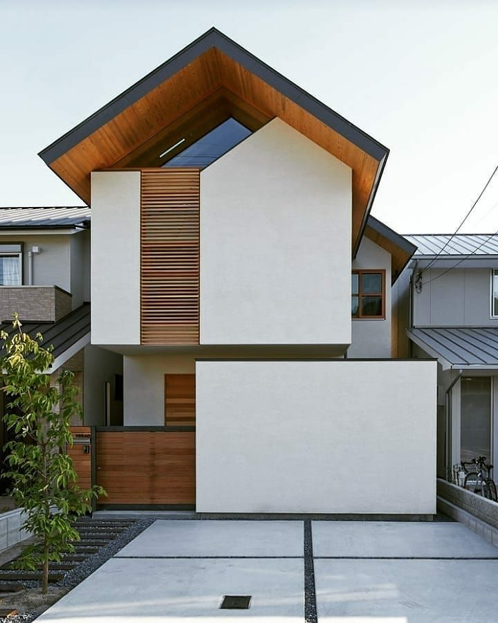 Architecture Modern Design On Instagram Asian Style House Roote Architects Kyoto Japan Follow Arsitektur Rumah Arsitektur Modern Desain Arsitektur Contemporary japanese house plans