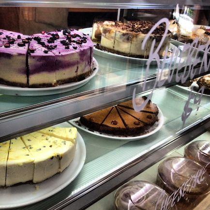 UnBakery #vegan #raw desserts www.alicedishes.com