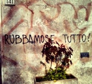 Scritte sui Muri | Manovre