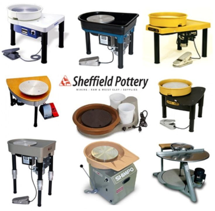 Electric Pottery Wheels For Sale