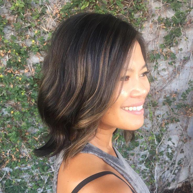 Heiesten Glanz Wisch Haarfarbe Trends Für Diesen Sommer  Smart Frisuren für Moderne Haar