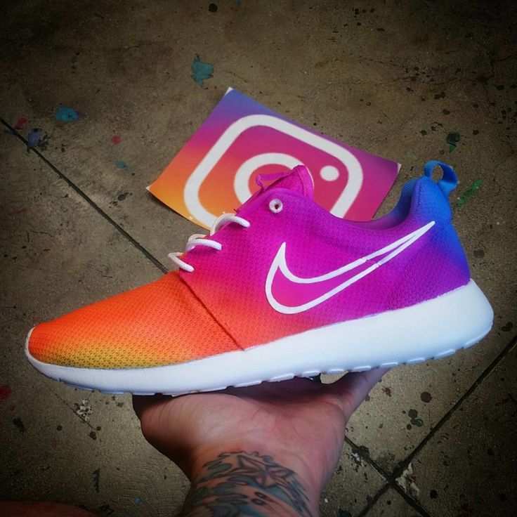 Check Out These Roshes Inspired By The New Instagram Logo