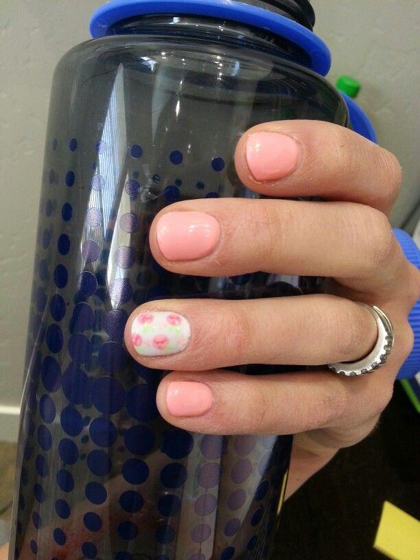 Spring nails 2014