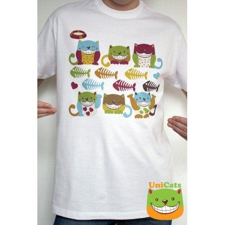 Prezent dla chłopaka - koszulka keep calm it's friday, koszulki z nadrukiem, koszulki na prezenty, prezent dla chłopaka.