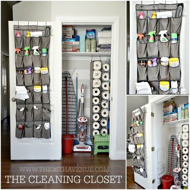 High Quality Cleaning Tips   DIY Cleaning Closet