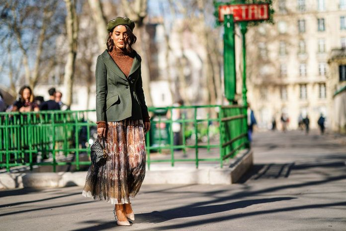 Pleated Skirts Are Back — Here Are 20 Fresh Ways to Wear One in 2019