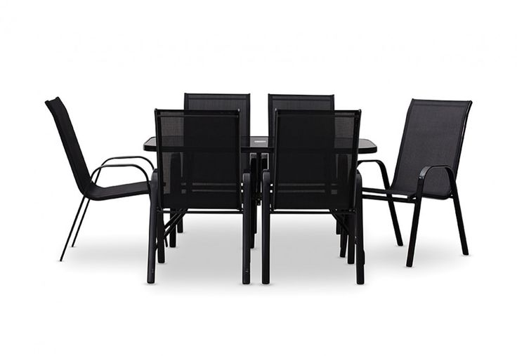 Cruise 7 Piece Outdoor Setting | Super Amart