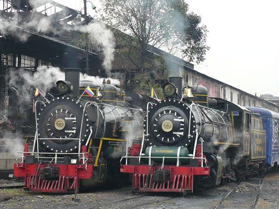 colombia trains | Turistren Bogota Colombia