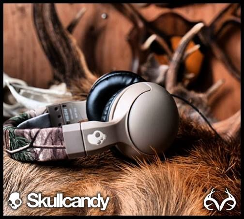 Realtree Camo #Skullcandy #headphone is coming soon!  #Realtreelife