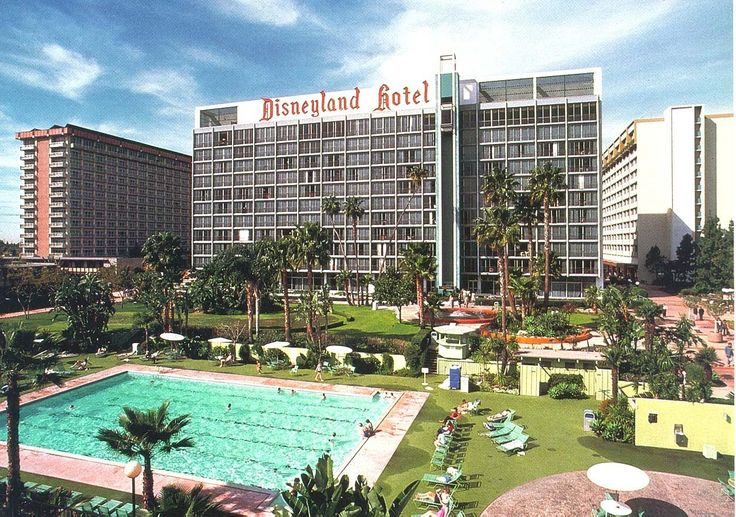 Disneyland Hotel 2013 Tour at the Disney Resort in Anaheim, California