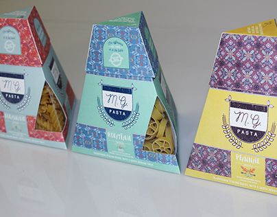 Student GoldPack - Packaging re-design