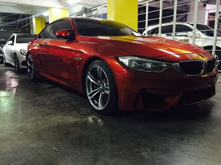 Diamond Glass Coating paint protection by HERO MOTOR
