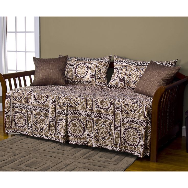 jordan 5piece daybed ensemble by siscovers - Daybed Cover Sets