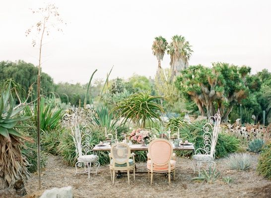 Boho Chic Inspirational Wedding With Desert Details And Soft