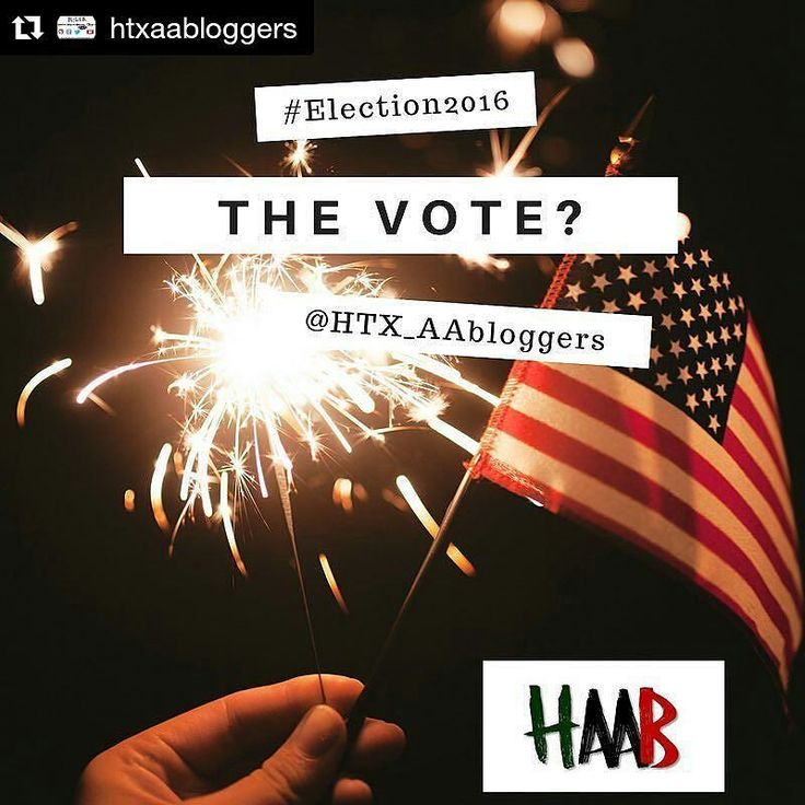 #Repost @htxaabloggers  Today is Election Day. If you haven't voted you have until 7PM in Texas to cast your ballot. Go vote and may the odds be ever in your favor.  #htxaab #election2016 #Clinton #Trump #blackvotesrock #TexasVotes #electionday #earlyvoting #localelections #yourvotecounts #localelectionsmatter #voteyourconscience #blackvotesmatter #FabWorld