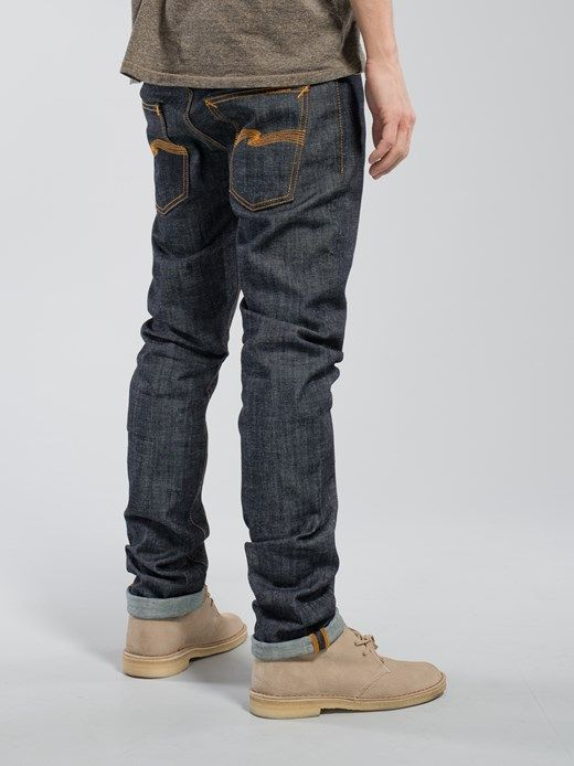 Thin Finn Dry Twill - Nudie Jeans Online Shop