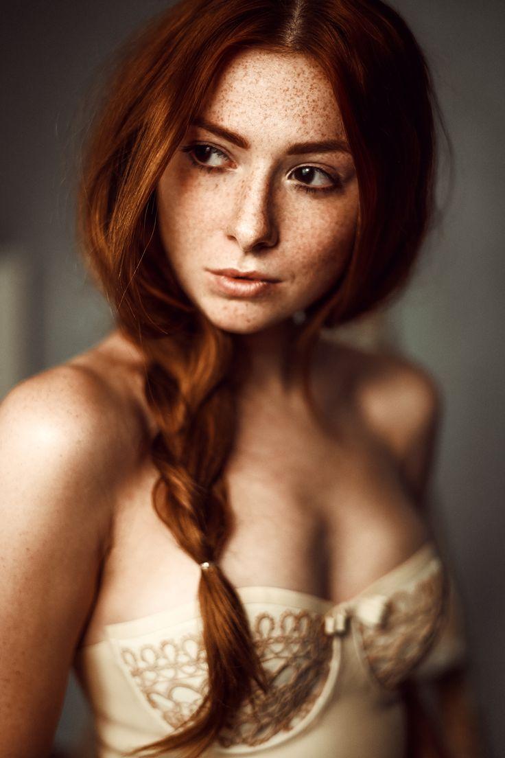 Freckle gallery redhead