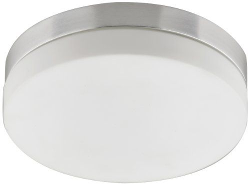 Briloner Leuchten Badlampe, Deckenleuchte,  2x E27, max. 40W, titanfarbig