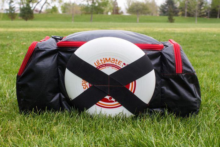 Ultimate Frisbee bag - best kind of bags :)
