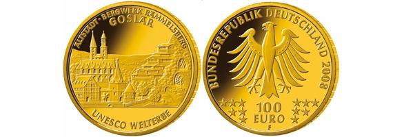 100 euro Goldmünzen Ankauf