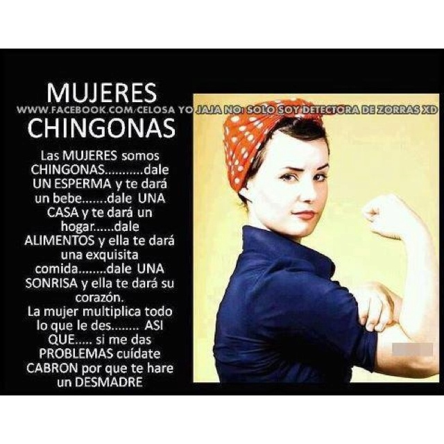 Mujeres Chingonas Quotes. QuotesGram
