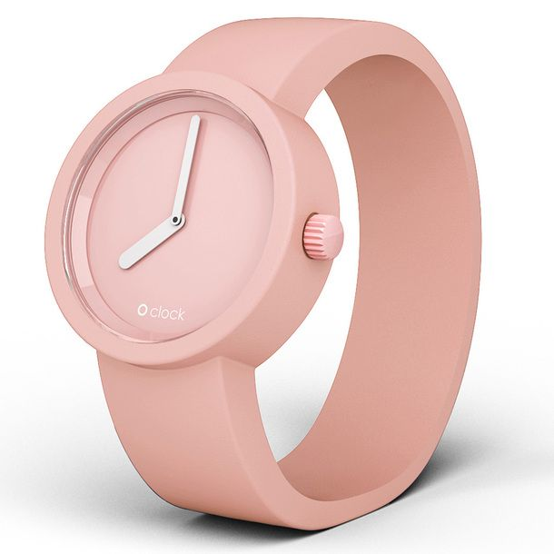 O clock ToT Powder Pink//