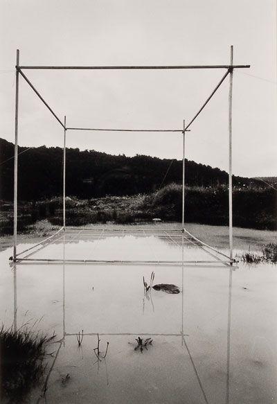 Ettore Sottsass | Metafore | è molto difficile disegnare un pavimento lucido, quasi un miracolo, 1973