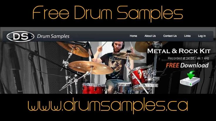 Acoustic drum kit samples perfect for acoustic tracks and easy listening and light rock.