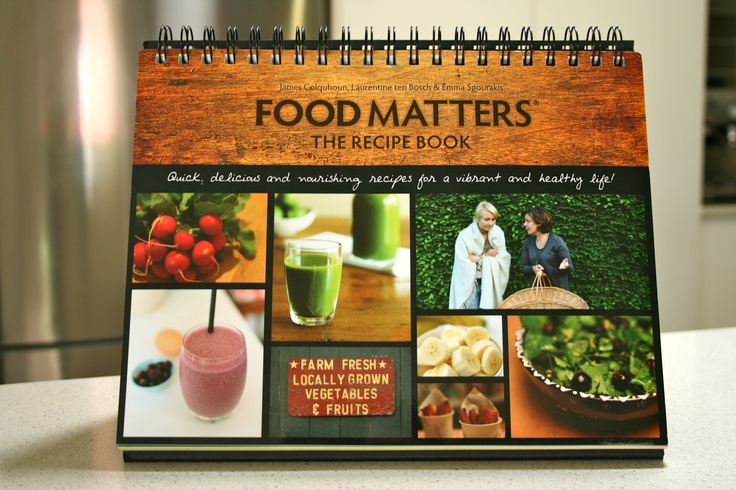 Books that inform and educate on food, health, wellness and fitness