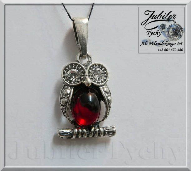 #Srebrny #wisiorek #SOWA #srebro #Ag925 #Jubiler #Tychy #srebrne #sowy #owls #SILVER #owl #jeweller #Wyprzedaż http://www.jubilertychy.pl/promocje