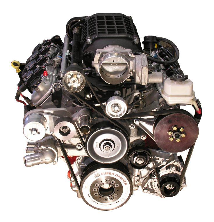 Ls1 Engine T56 Transmission Sale: LSx 427 Engine With TVS2300 Magnuson Supercharger & T56