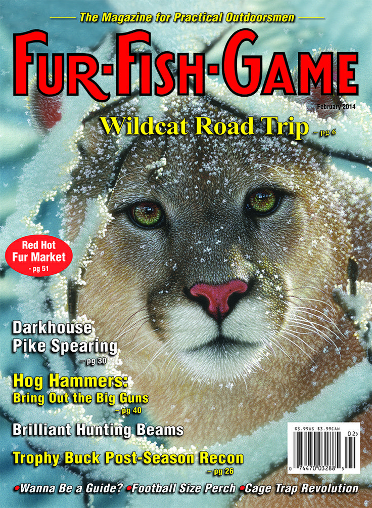 41 best images about fur fish game magazine covers on for Game and fish magazine