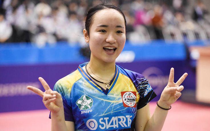 伊藤美誠 Photo:Itaru Chiba  本来のワクワクする卓球がようやく戻ってきた。「世界卓球2018スウェーデン(団体)」日本代表最終選考会で優勝し、栄えある代表の切符を手にした伊藤美誠(スターツSC)だ。決勝ではダブルスのパ…