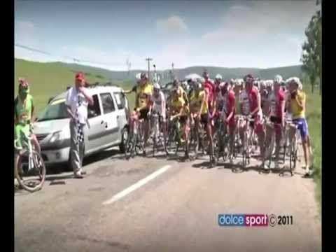 Turul Ciclist al Romaniei 2011 - Retrospectiva Dolce