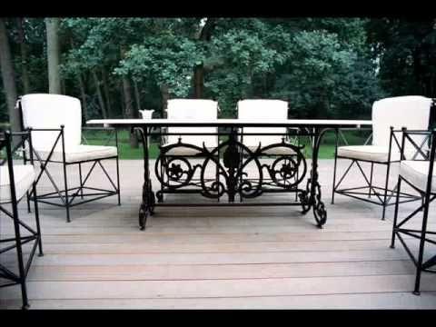 Wrought Iron Patio Furniture Jacksonville Cast Iron Furniture Detroit