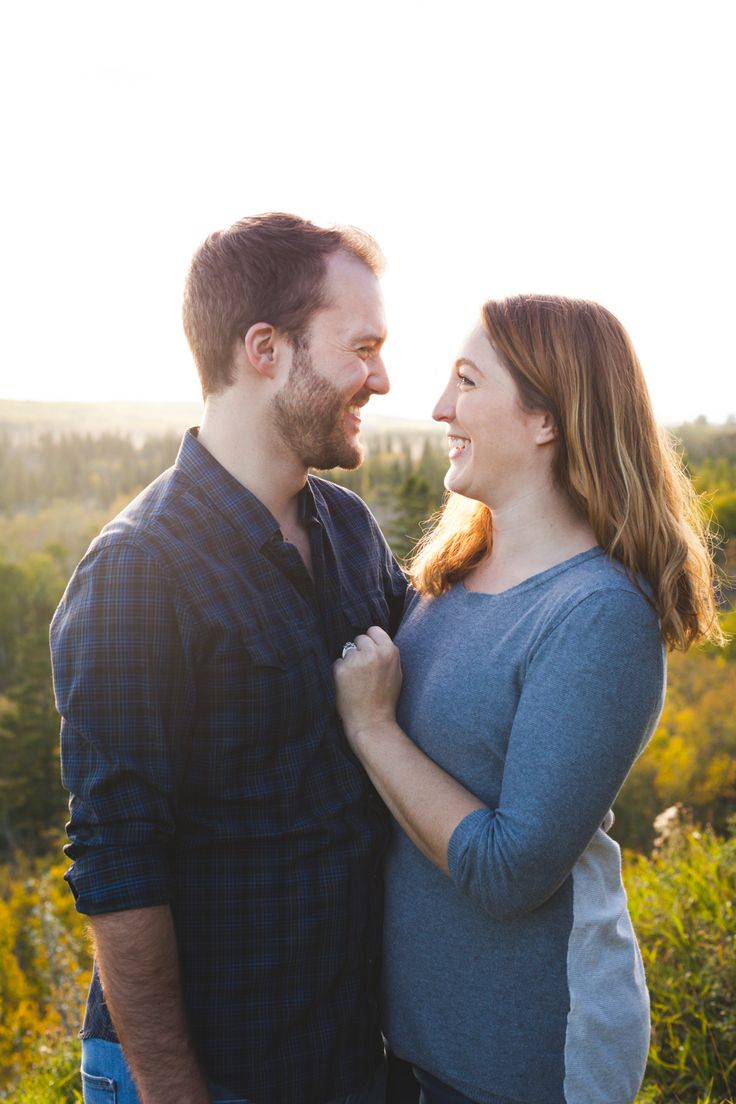 Couple Fall Engagement Session - Josie Nicole Photography