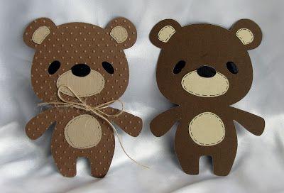 I came, I saw, I created.: Exploring the Cricut Lite Cartridge ~ Teddy Bear Parade