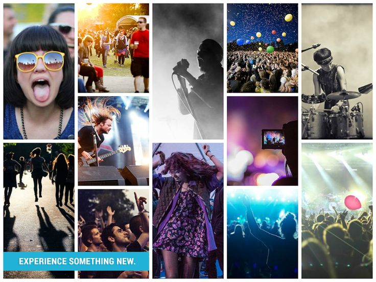 Experience #music #festivals #INmusic with your friends!