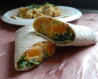 Kale Eats: Sweet Potato Salad Wrap | Food | Pinterest | Sweet Potato ...