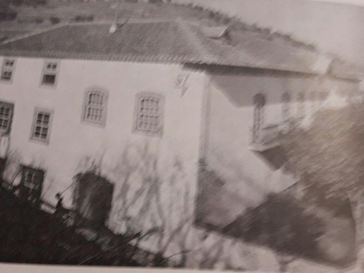 Casa dos Correias Pimentéis -Vila Maior-Santa Marta de Penaguião