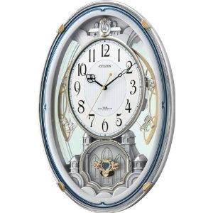 Lucky Brand Watches - CITIZEN (シチズン) 掛け時計 パルミューズクイーンダム 電波時計 4MN485-019 | 最新の時間センター