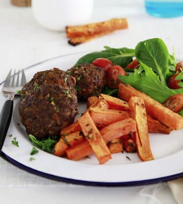 Lamb Rissoles Recipe From The 28 Day Challenge