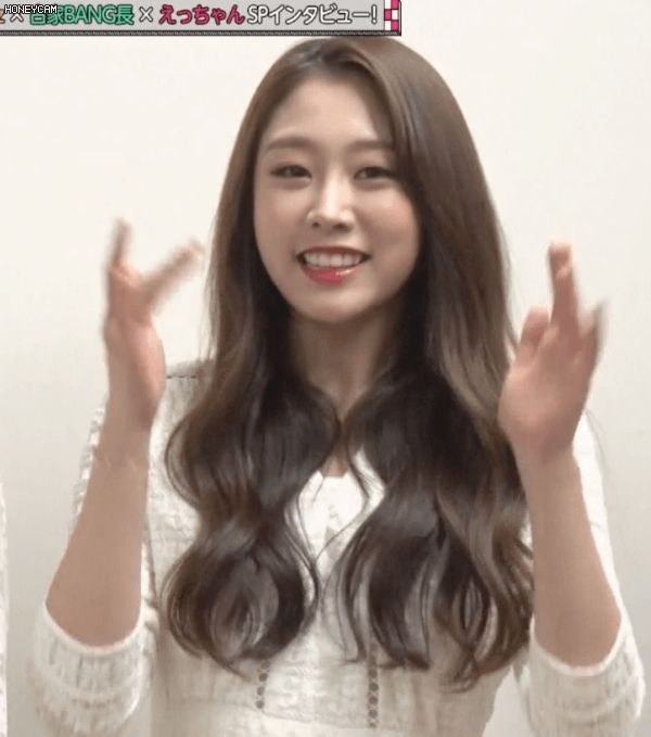 [Lovelyz] Ji soo(智秀) - niconiconi    Lovelyz